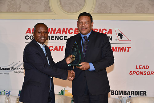 Ethiopian Airlines wins Airline of the Year Award